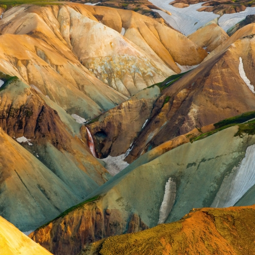 Landmannalaugar - the Highlands of Iceland